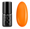 NeoNail MONO UV 3v1 lak 6 ml - Neon Orange