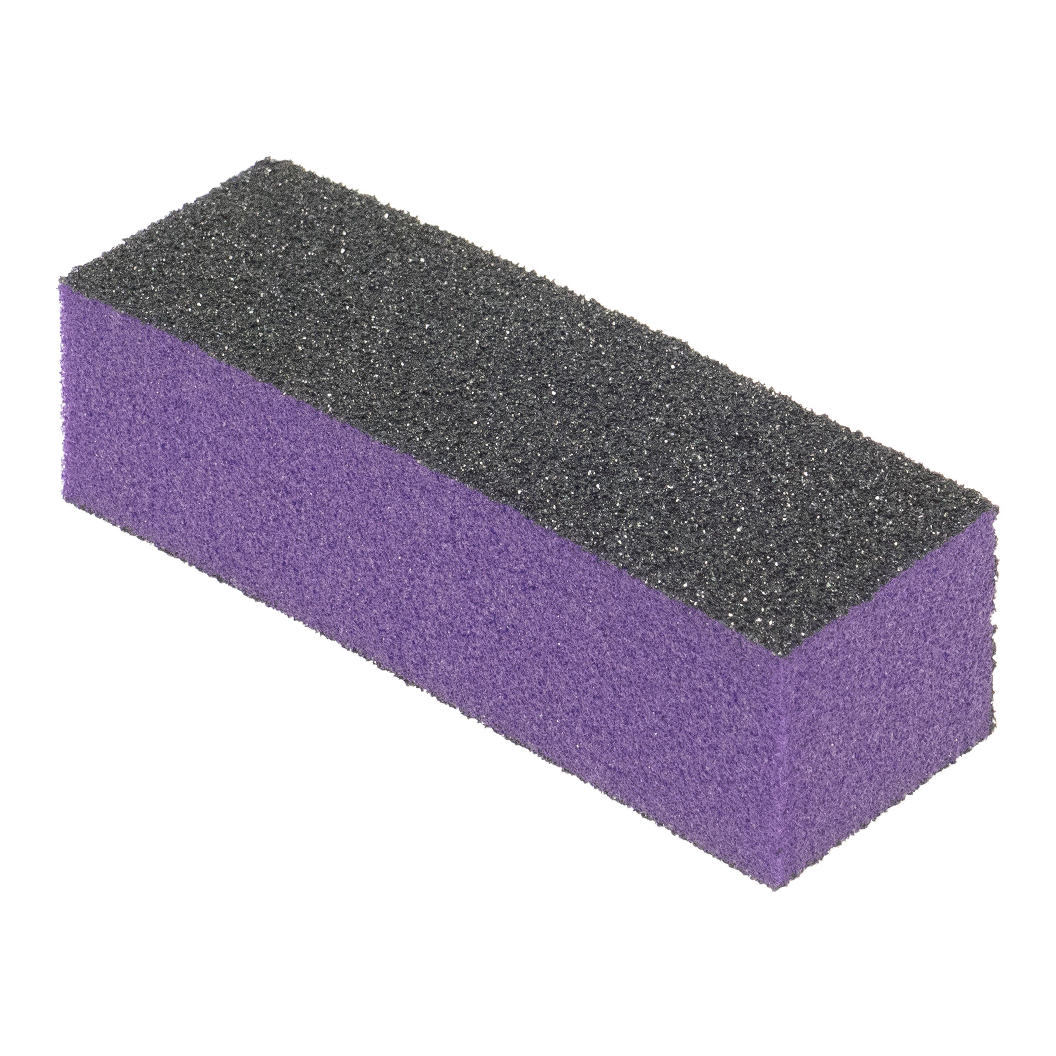 NANI blok na nechty, trojstranný, 60/60/100 - Fialová