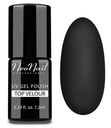 NeoNail gél lak 7,2 ml - Top Velour