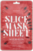 Kocostar pleťová maska Slice Mask Sheet Watermelon 20 ml