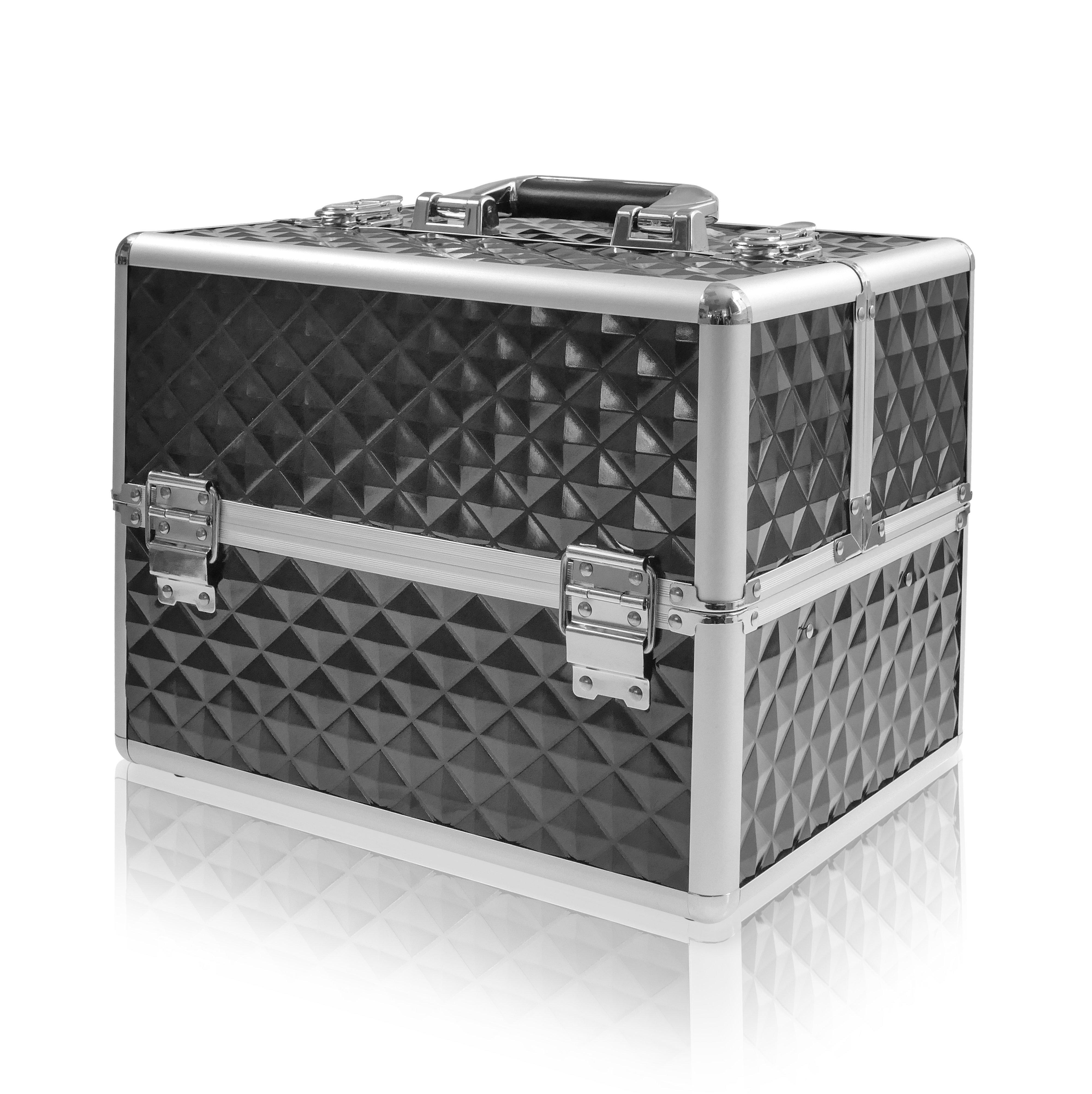 NANI kozmetický kufrík NN26 - 3D Black Diamond