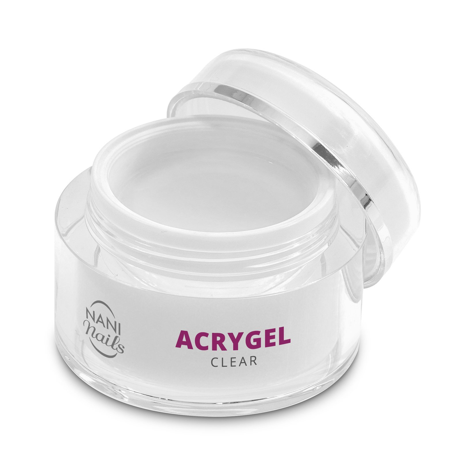 NANI UV akrygél 15 ml - Clear