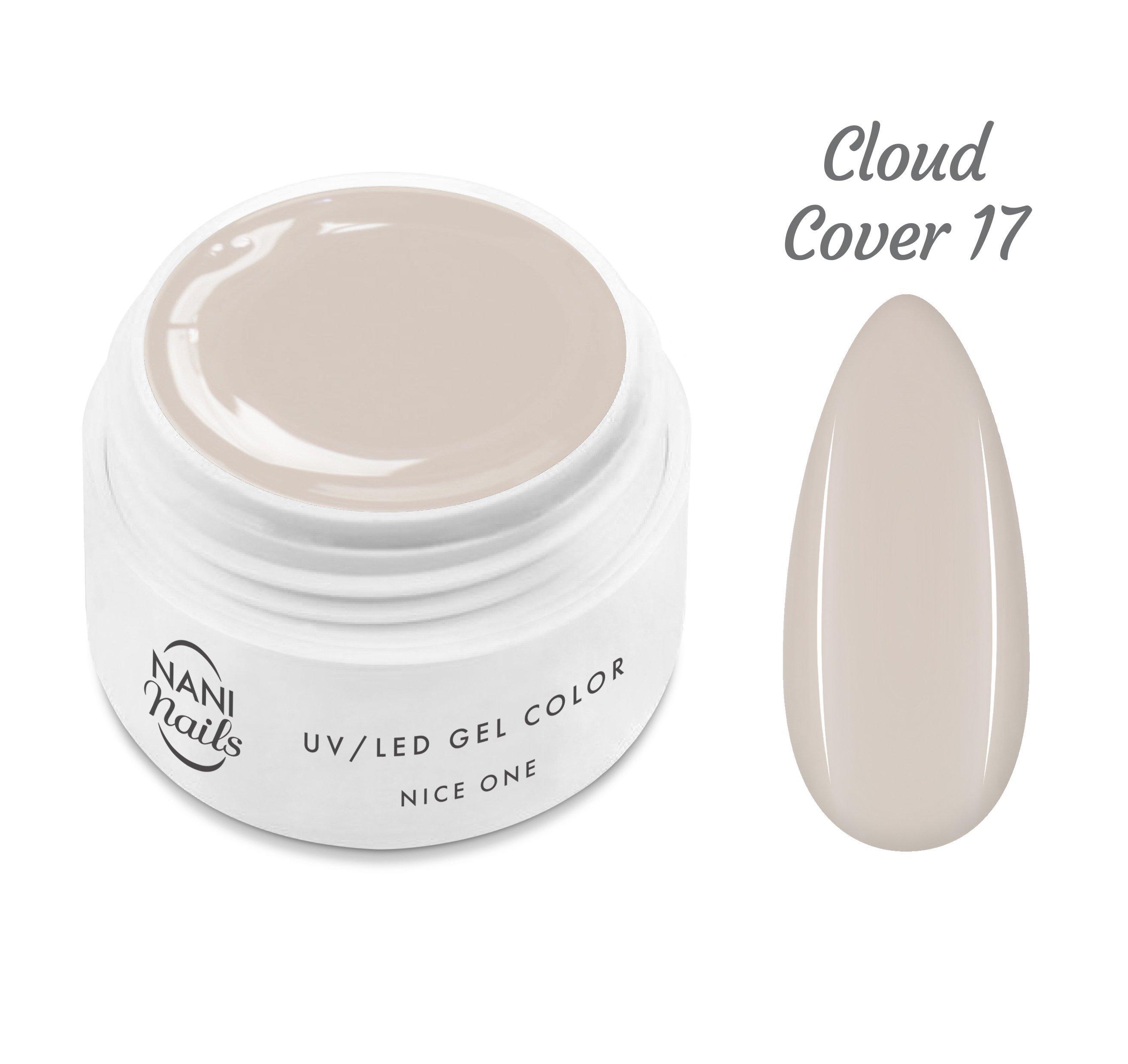 NANI UV gél Nice One Color 5 ml - Cloud Cover