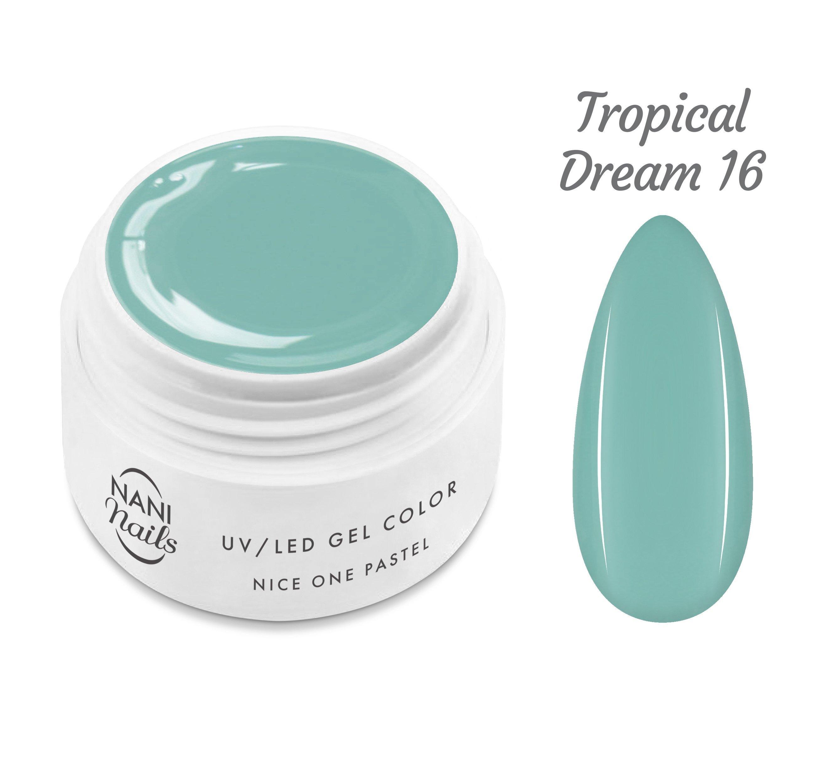 NANI UV gél Nice One Pastel 5 ml - Tropical Dream