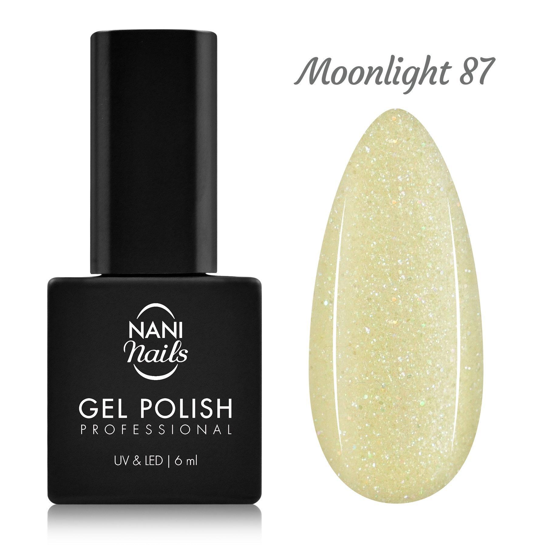 NANI gél lak 6 ml - Moonlight