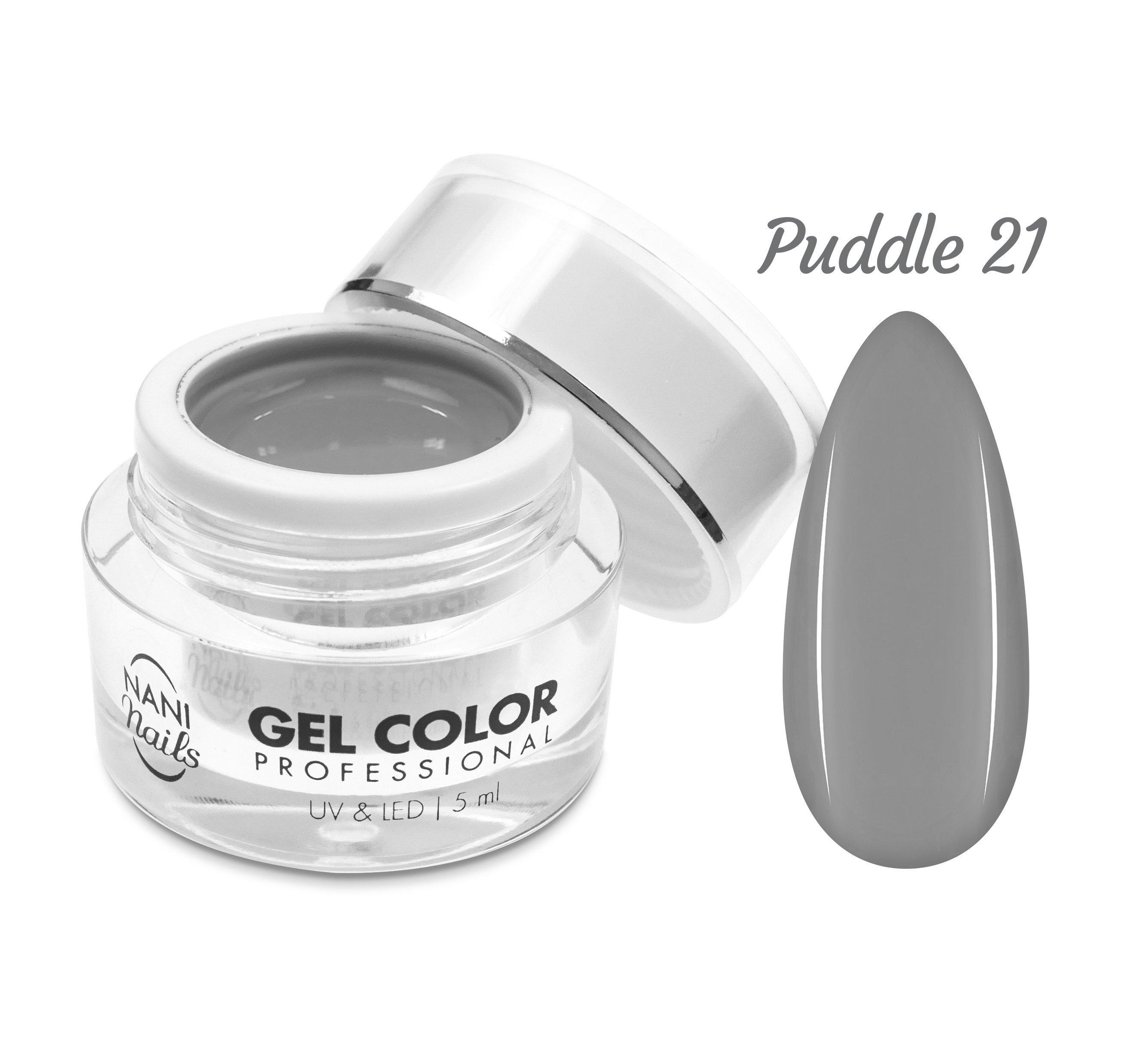 NANI UV/LED gél Professional 5 ml - Puddle