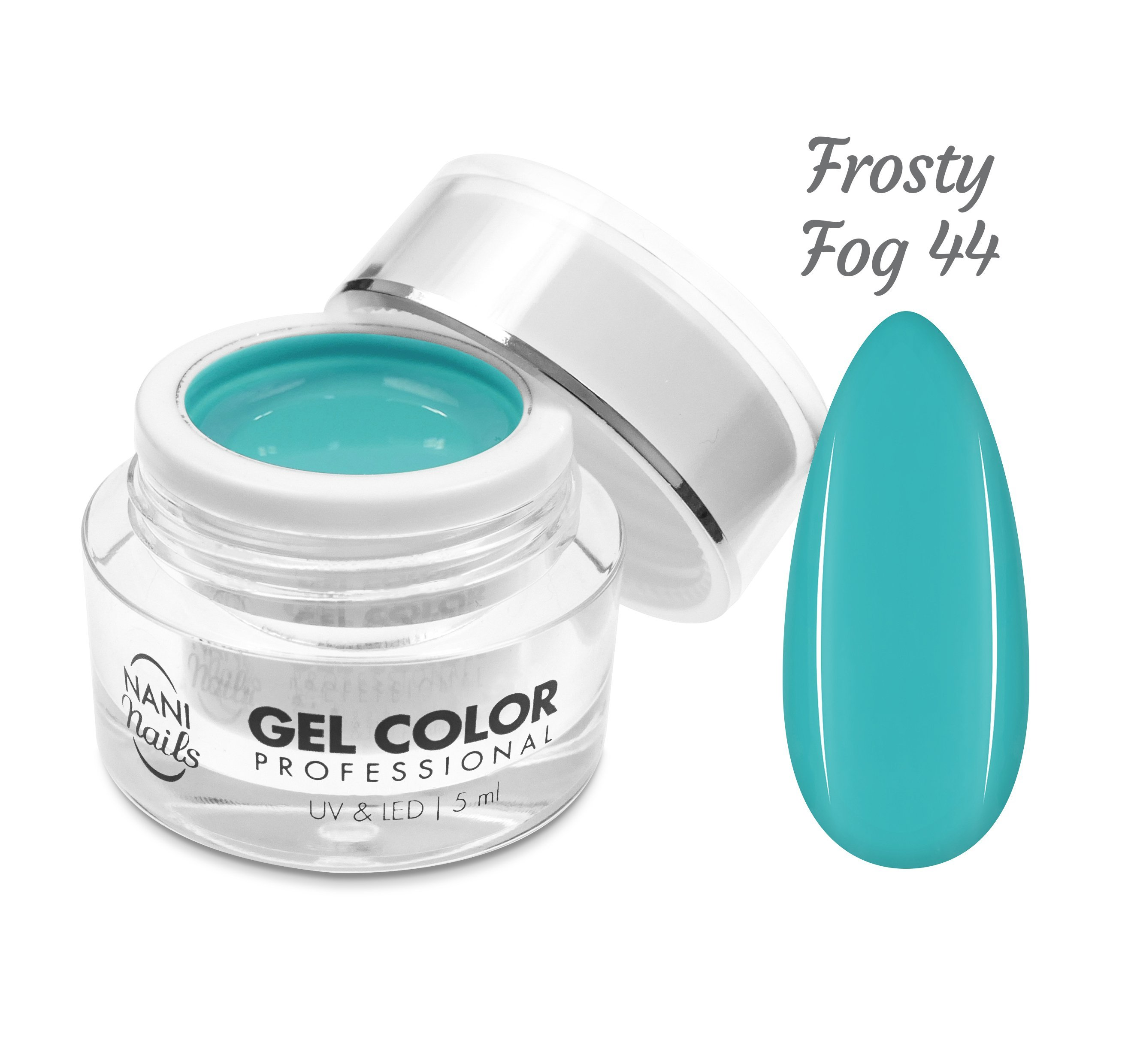 NANI UV/LED gél Professional 5 ml - Frosty Fog